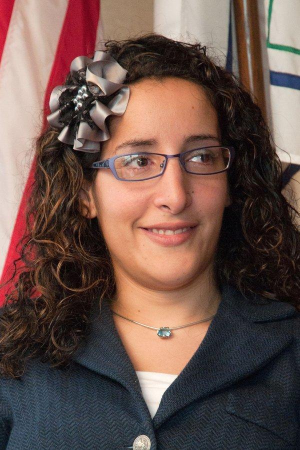 Student Trustee Caroline Horvitz