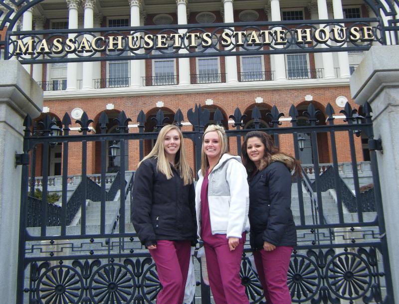 Dental Hygiene Lobby Day Statehouse