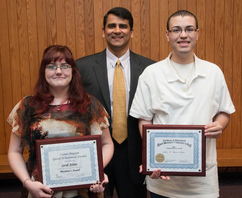 Visions program awards