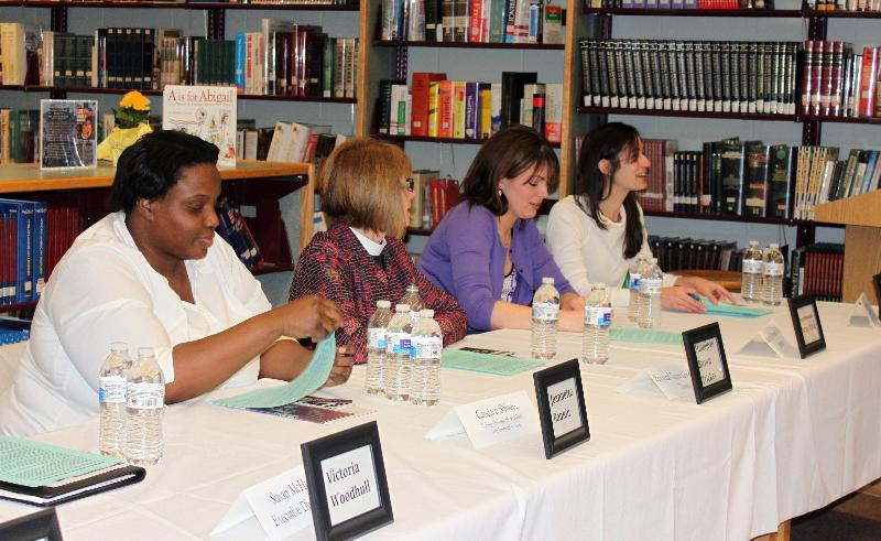 Women in Leadership 2011