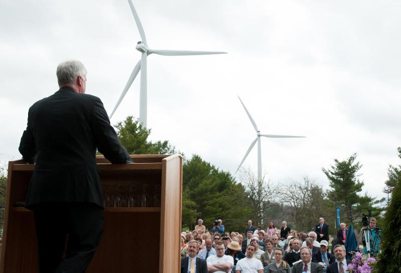 Massachusetts Secretary of Energy and Environmental Affairs