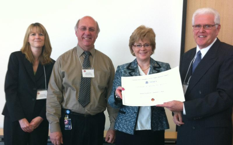 MWCC Receives FESHE Recognition Certificate