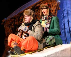 Theatre at the Mount Frog & Toad