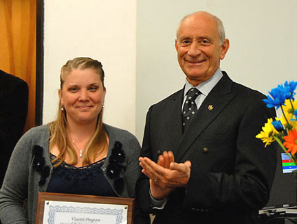 Visions President's Award