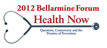 2012 Bellarmine Forum Logo