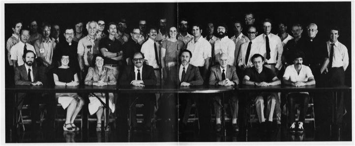 1985 LMU Faculty