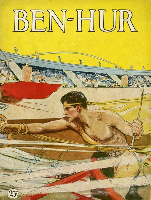 Ben Hur cover