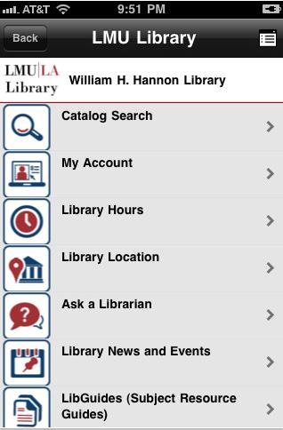 iLMU Library