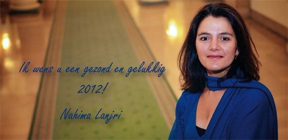 nieuwjaarskaart 2011