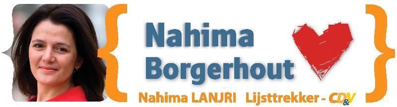 autosticker Nahima