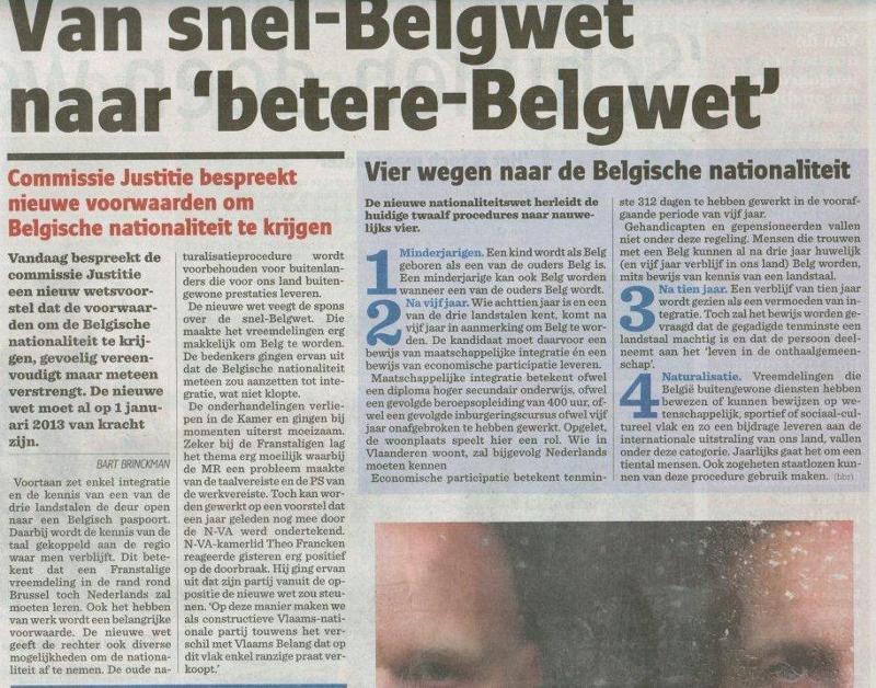 Nieuwsblad  - Goed
