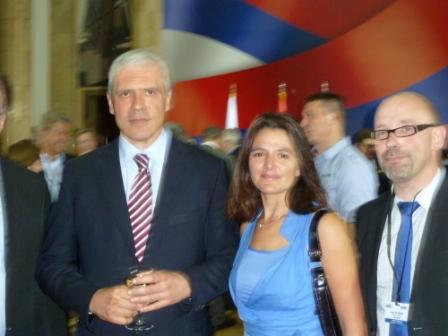 OVSE - belgrado - president Servi�