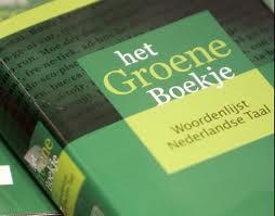 groen boekje