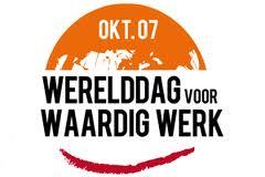 logo waardig werk