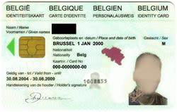 identiteitskaart