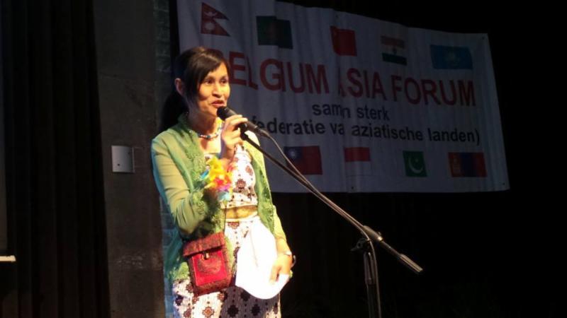 Opening Belgian Asia Forum 1