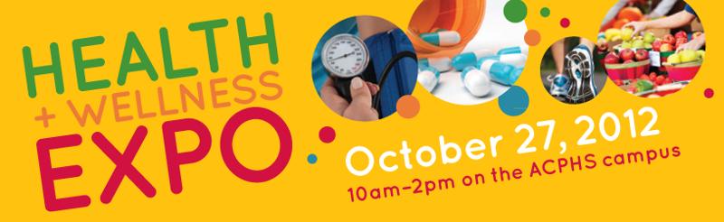 Health and Wellness Expo '12