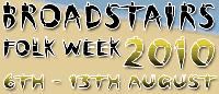 Broadstairs Folk Week logo