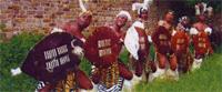 Zulu dance pic