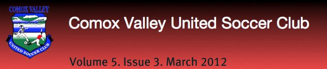 Comox Valley United Soccer Club company