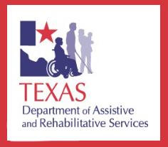 Texas Department of Assistive and Rebabilitative Services