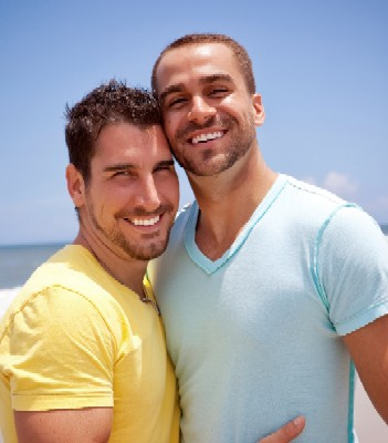 Gay Couple- Diversity Poster