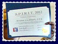 SPIRIT - DIPLOMA