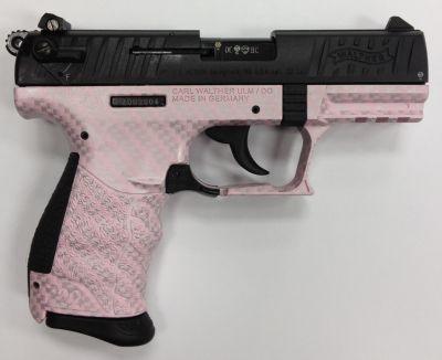 p22q pink carbon fiber