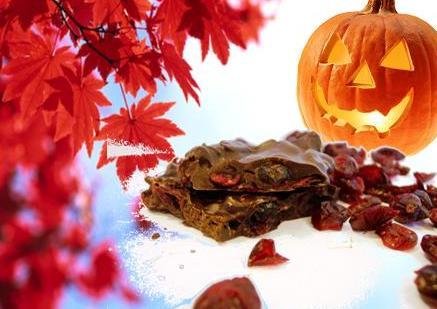 affaire de chocolate halloween