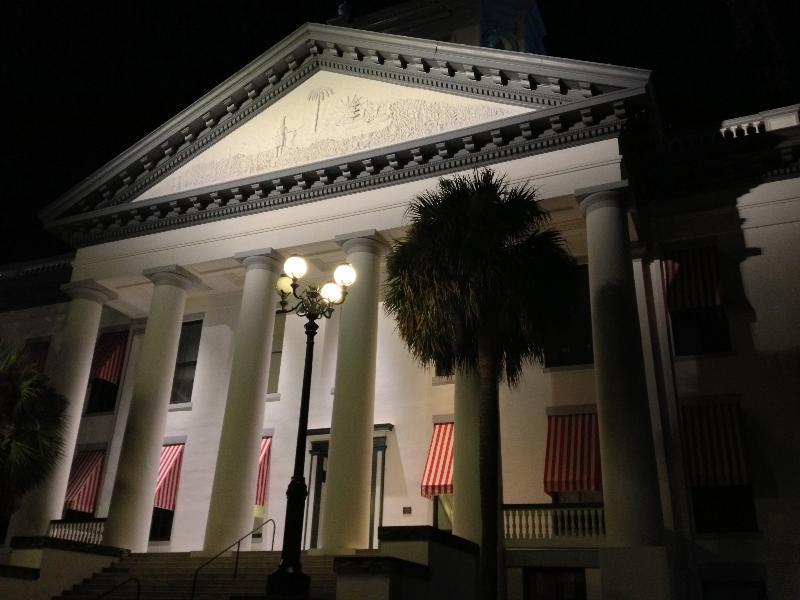 Historic Florida Statehouse