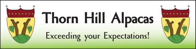 Thorn Hill Alpacas logo