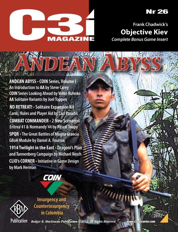 C3i 26 Cover