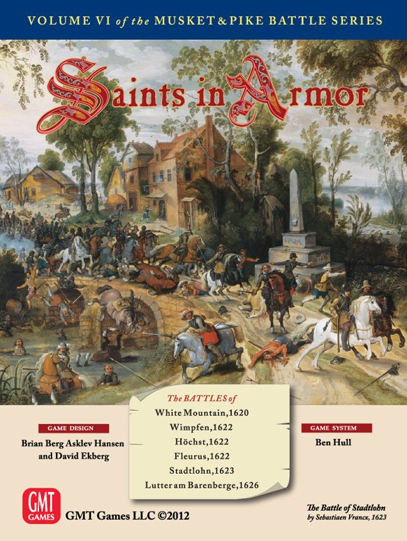 Saints Cover
