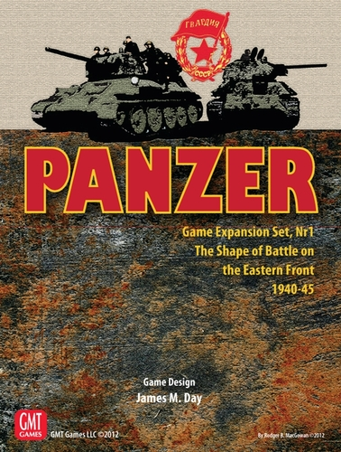 Panzer Exp 1 Cover