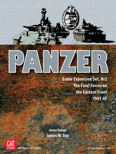 Panzer Exp #2 Cover