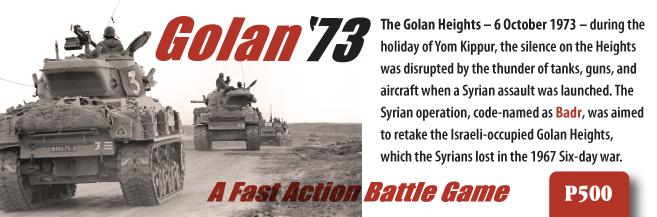 Golan '73 FAB Banner 1