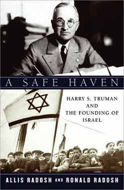 A Sfe Haven: Truman & Founding of Israel