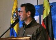 Capriles Radonski