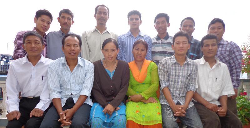 2012 Nepal Class