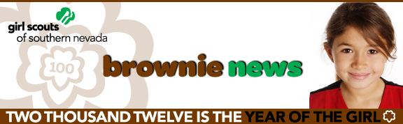News Header Brownies