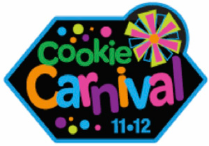 Cookie Carnival Patch