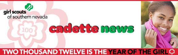 News Header Cadettes