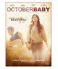 October Baby   Click to buy figtreebooks.ca