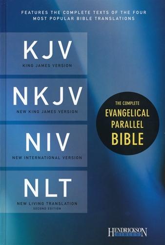 Complete Evangelical parrallel bible