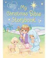 My Christmas Bible Storybook  , Click to buy figtreebooks.ca