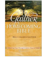 NKJV Gaither Homecoming Bible. Click to buy figtreebooks.ca