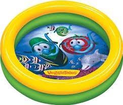 Inflatable VeggieTales Kid's Pool