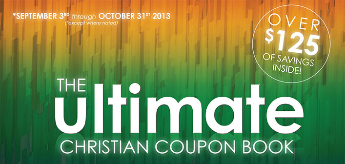 feature ad fall coupon book