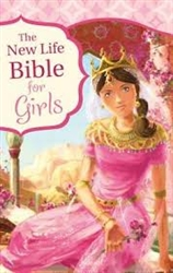 the new life bible for girls