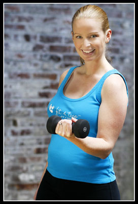 pregnant bicep curl 3 quart smile vert